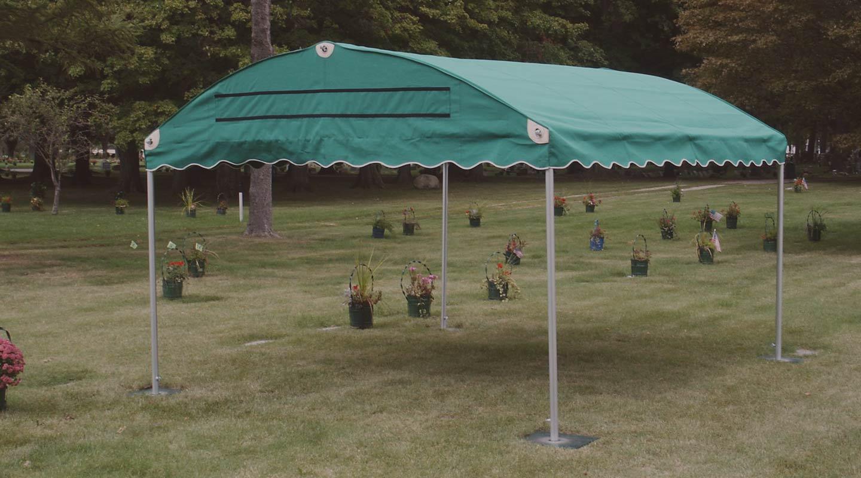 Ритуальная палатка
